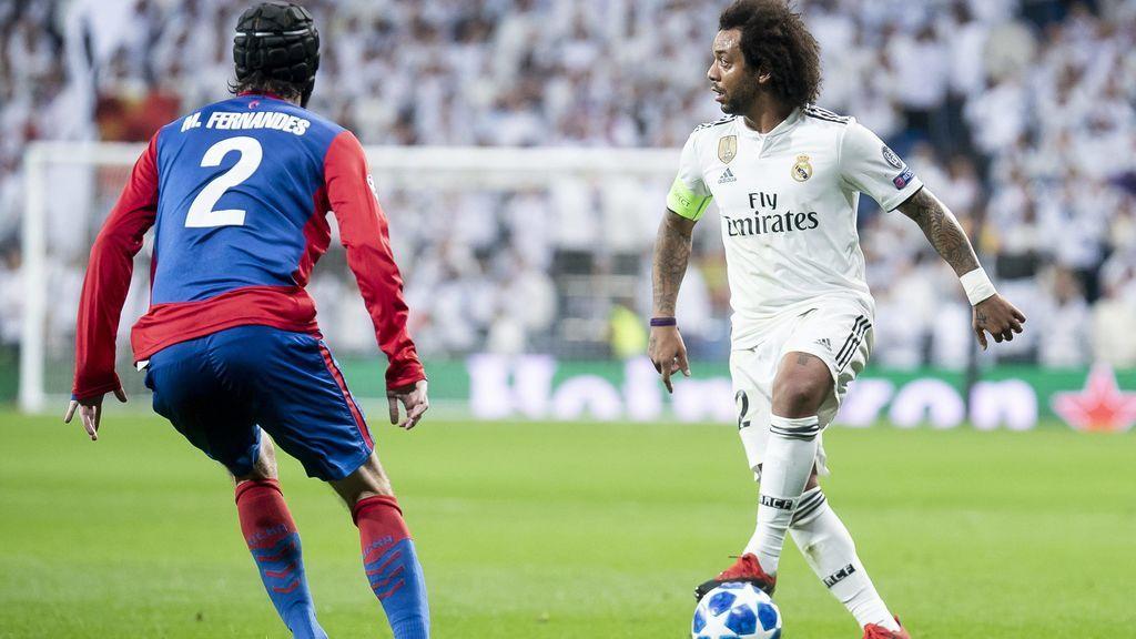 """Marcelo: """"La afición tiene todo el derecho a pitar porque si hay algo mal, hay que cambiar"""""""