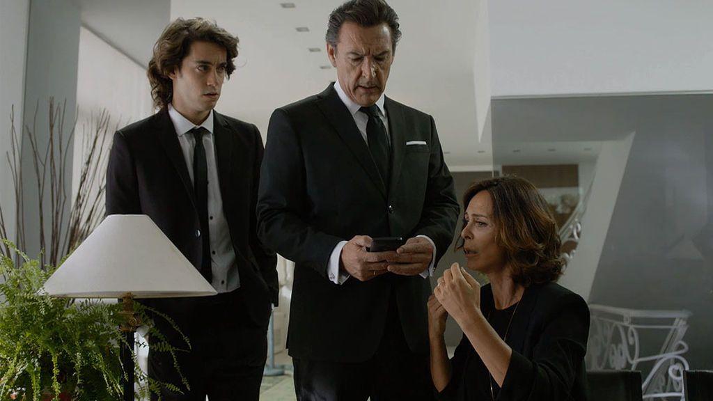 Han secuestrado a Paula García