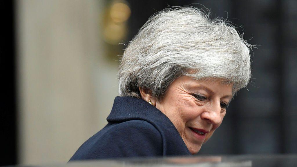 Theresa May quiere seguir negociando el Brexit a cambio de no presentarse a las próximas elecciones