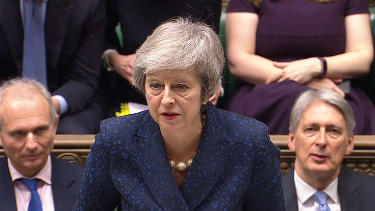 Golpe de efecto de Theresa May: ofrece renunciar al liderazgo conservador a cambio de que le permitan culminar el Brexit