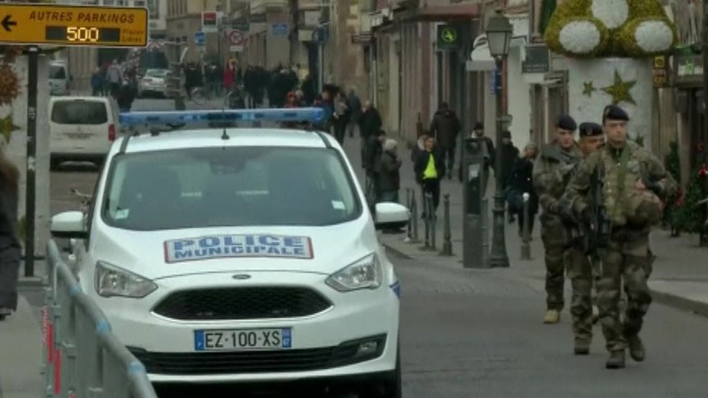 Tiroteo en Estrasburgo: Francia golpeada por uno de sus ciudadanos