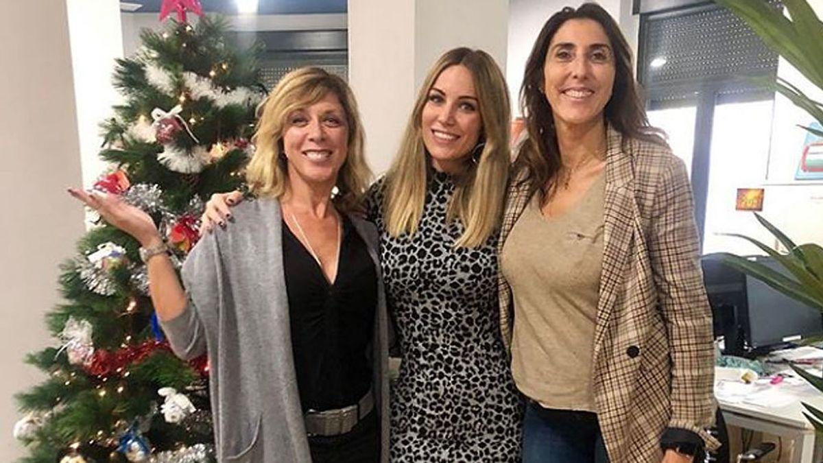 Las chicas de 'Got Talent' os desean Feliz Navidad
