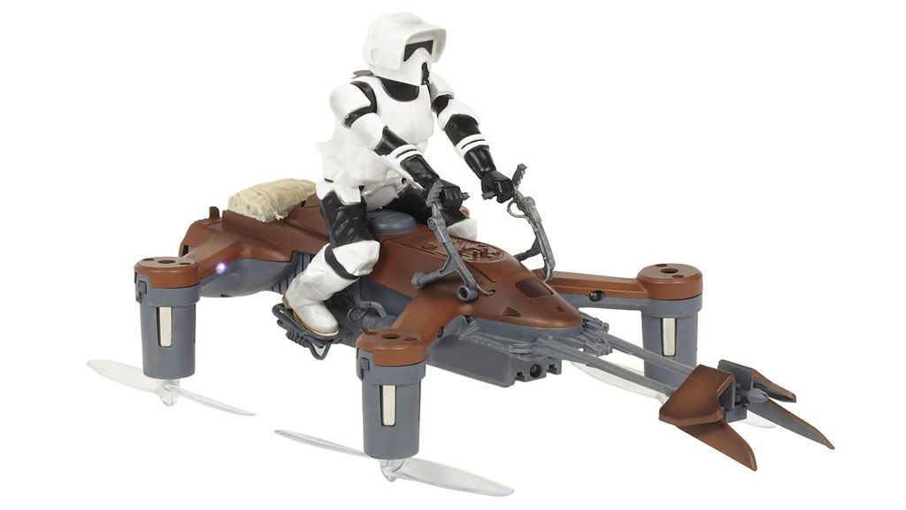 ¿Eres un auténtico fan de Star Wars? ¡Atrévete con nuestro trivial y consigue un dron de la película!