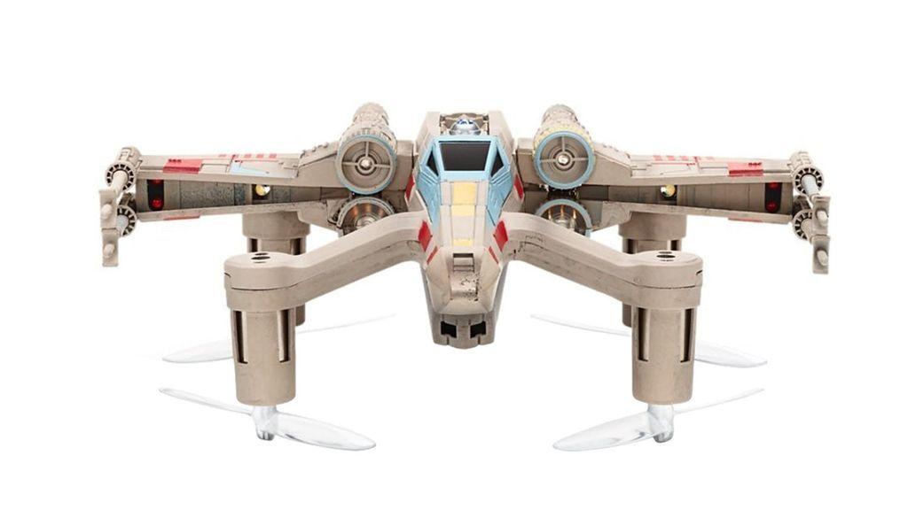 ¡Mándanos tu foto más galáctica y hazte con un drone de Star Wars!
