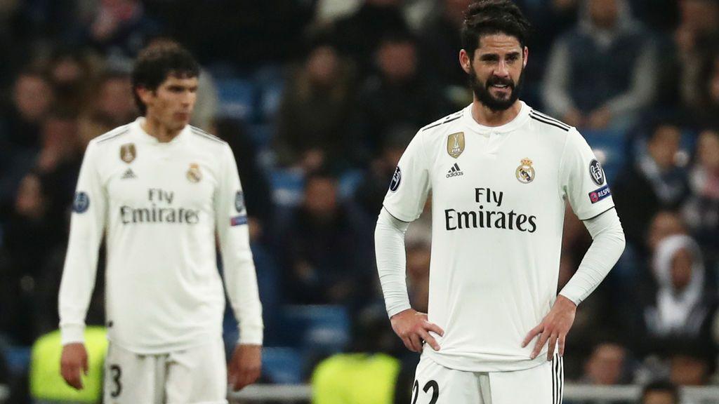 El Madrid firma otro desastre esta temporada y cae con el CSKA en el Bernabéu (0-3)