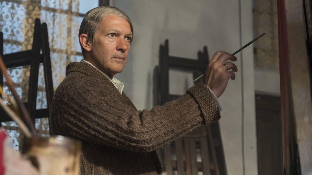 Antonio Banderas interpreta a Pablo Picasso en 'Genius: Picasso'.