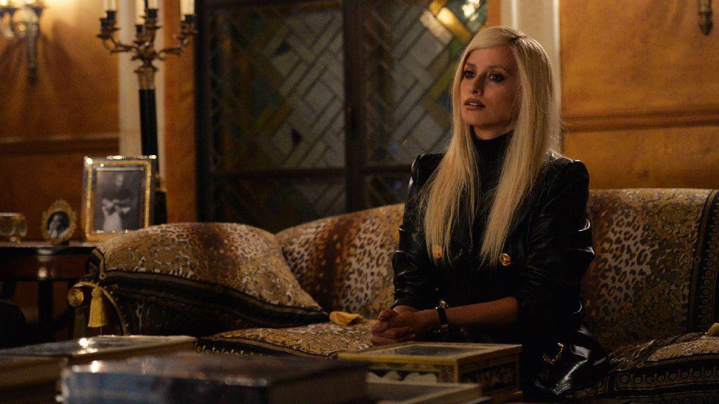 Penélope Cruz en 'American Crime Story: El asesinato de Gianni Versace'.