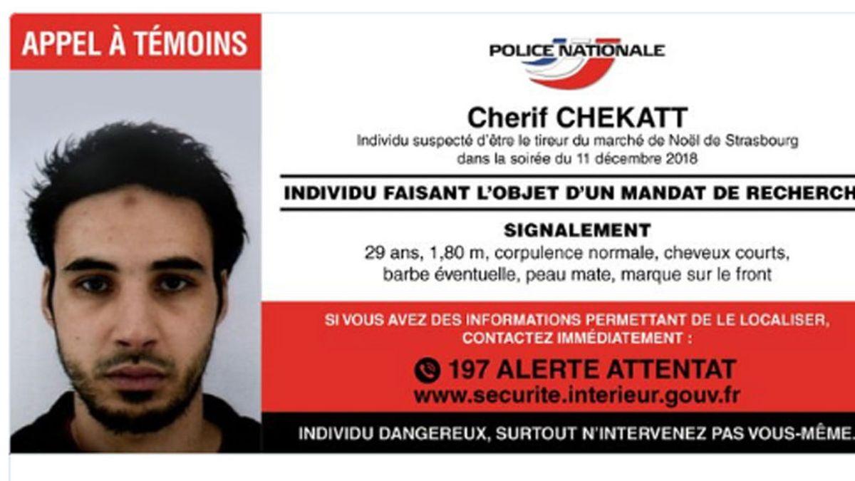 """El taxista que llevó al terrorista de Estrasburgo, un musulmán practicante: Mató para """"vengar a los hermanos muertos en Siria"""""""