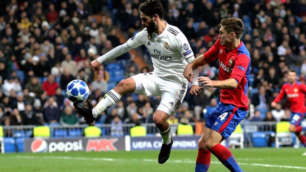 ¿Es justificable la reacción de Isco contra el Bernabéu?