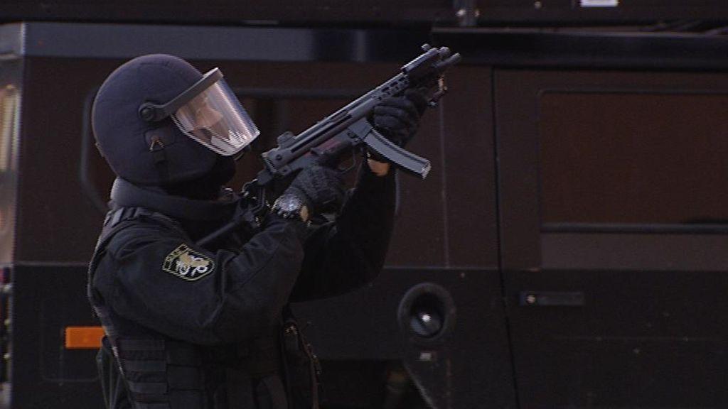El GEO de la Policía Nacional: una historia de éxitos