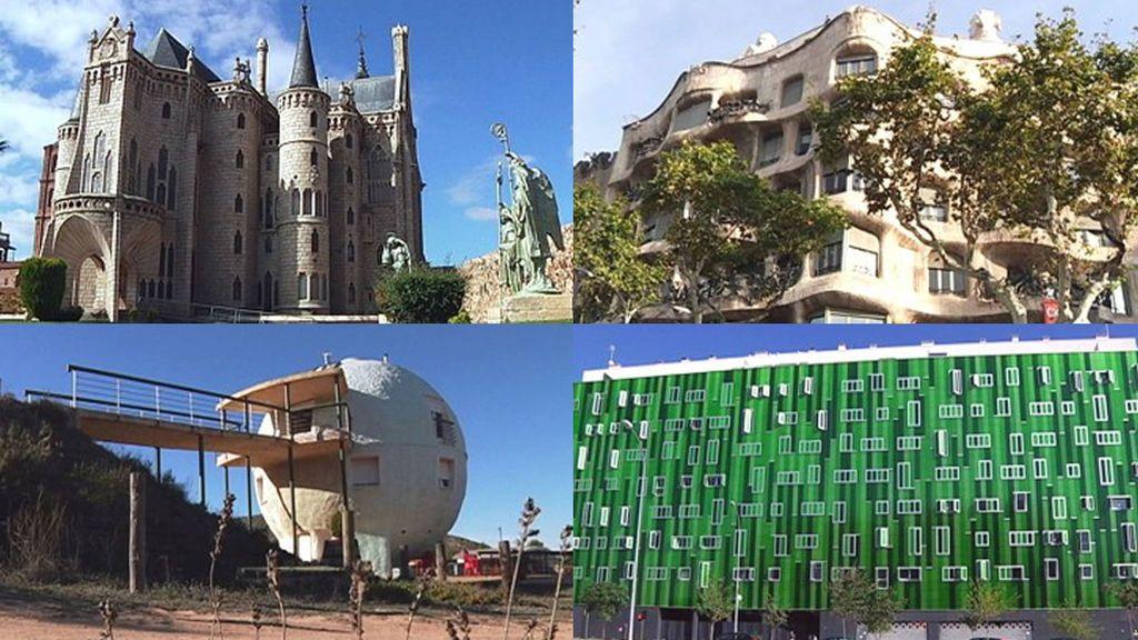¿Sabes dónde están las joyas arquitectónicas más peculiares de España?