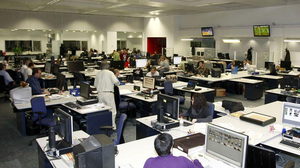Crece un 50% el número de periodistas en paro desde 2008