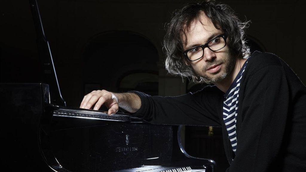 James Rhodes, pianista británico residente en España.