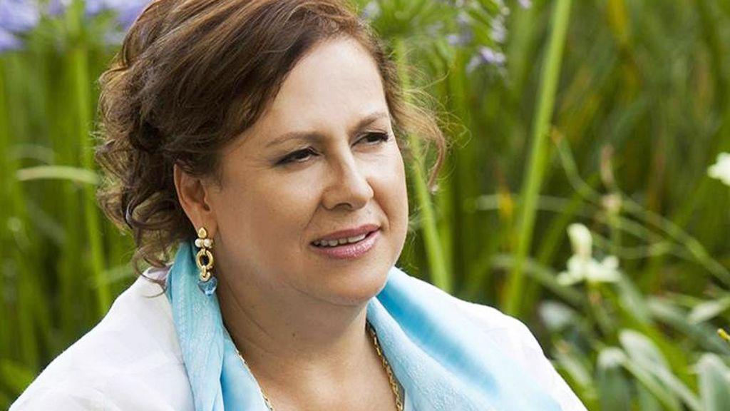María Victoria Henao, viuda de Pablo Escobar.