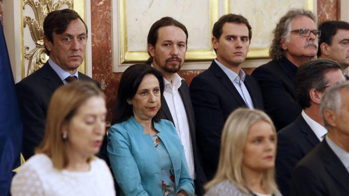 ¿Qué nos dice la comunicación no verbal de los políticos españoles?