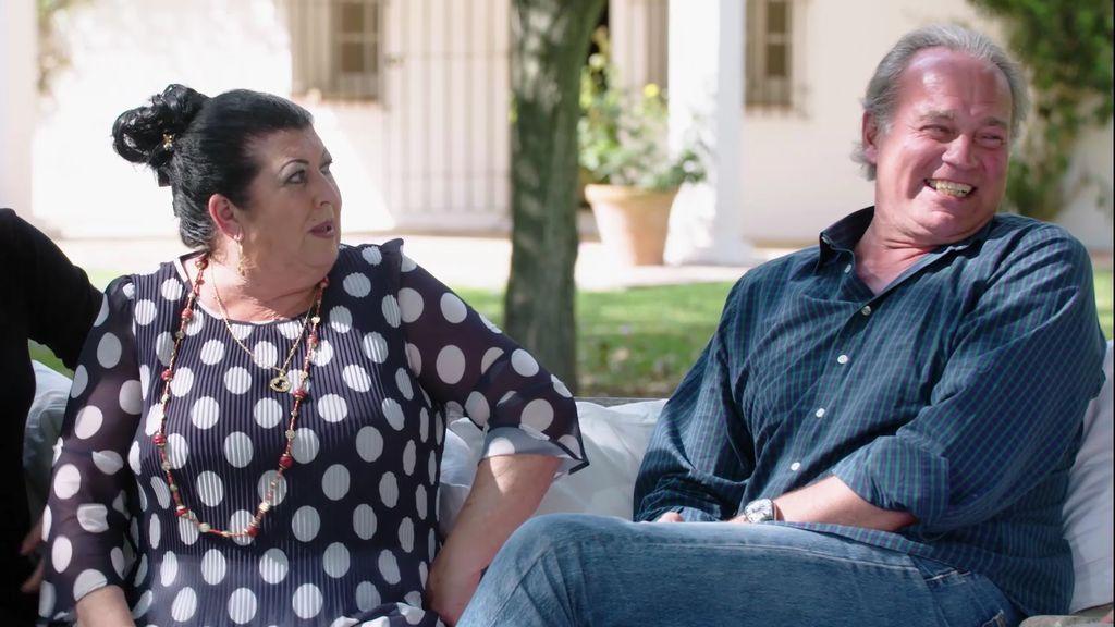 La madre de Niña Pastori es puro show: Bertín se parte de la risa con sus anécdotas