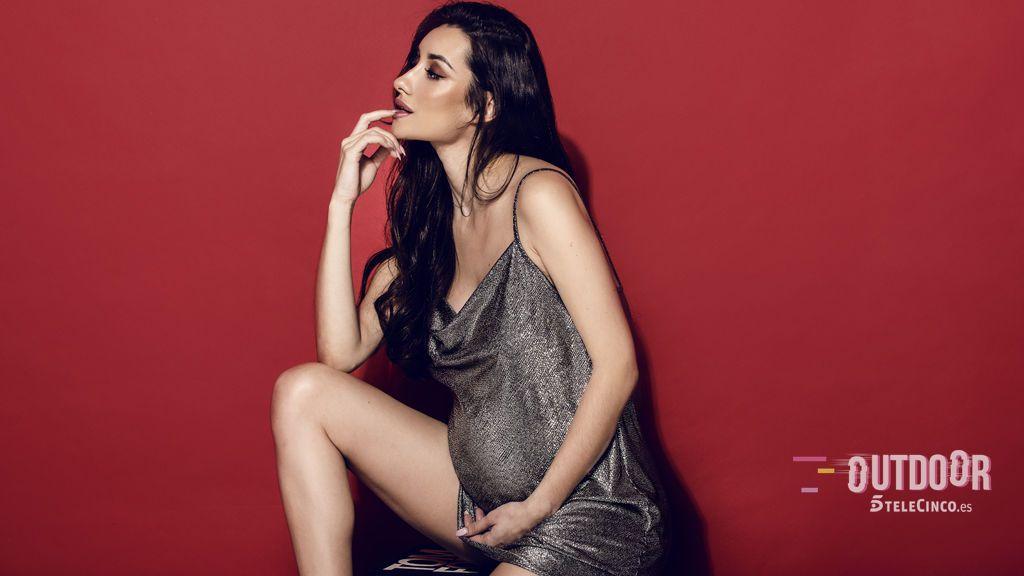 Adara Molinero posa embarazada: todas las imágenes de su sesión de fotos