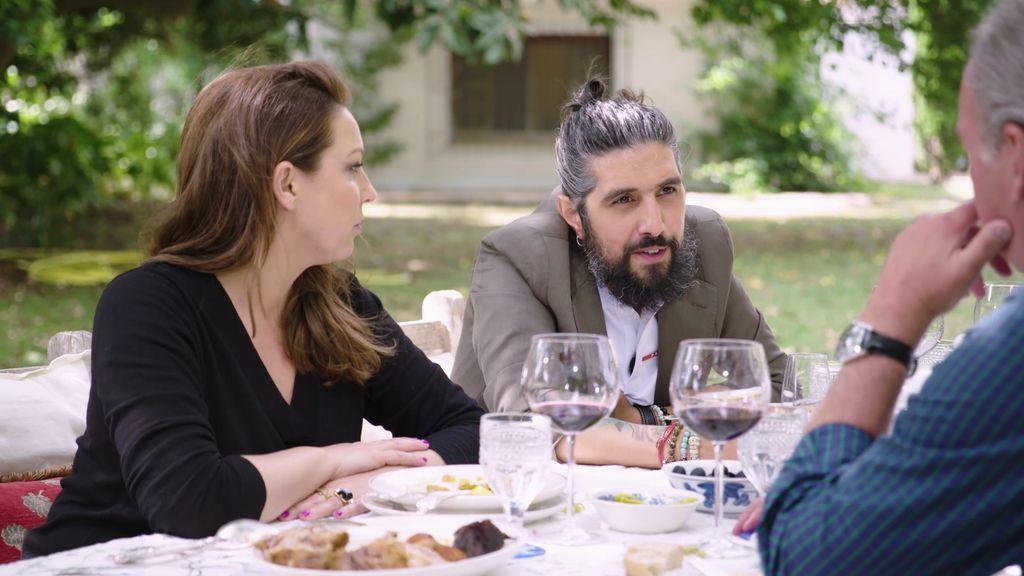 El marido de Niña Pastori, por primera vez en TV: ¡Es hijo de un importante artista español!