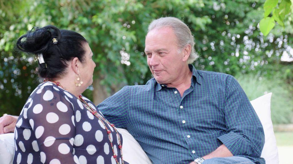 Bertín desvela por qué lloró al ver cantar a Niña Pastori y emociona a su madre