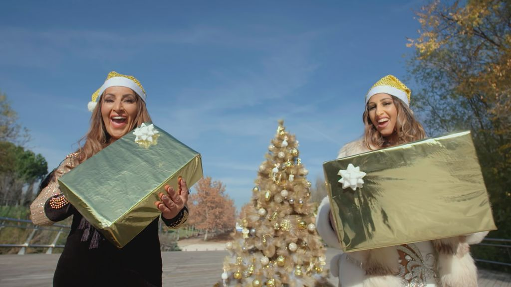 Cuatro arranca su Navidad con el especial 'Morri Crismas', protagonizado por Los Reyes del Mercadillo y Los Reyes del Brillo