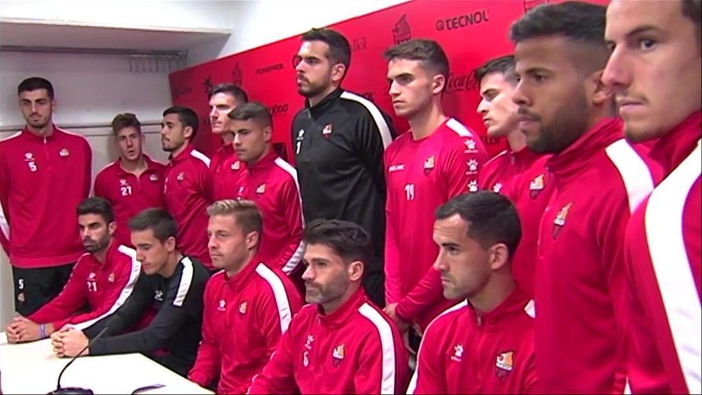 El Reus paga a los jugadores y garantiza su continuidad en Segunda División