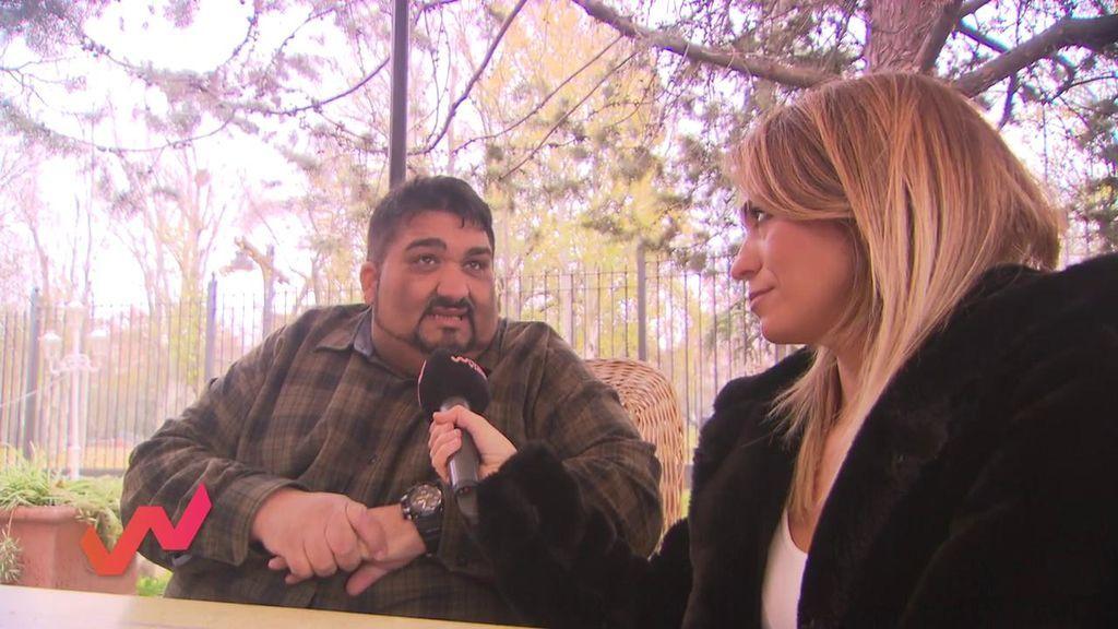 """Javi 'El gordo' siembra la duda: """"Omar está con una chica de Barcelona e Isa lo sabe"""""""