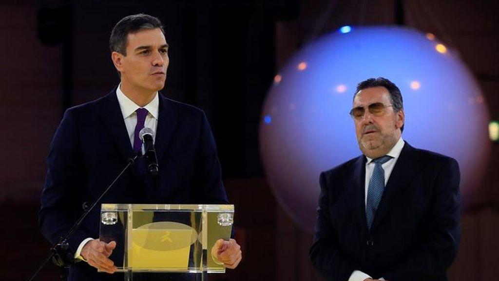 """Sánchez llama al diálogo """"moderado, sensato y dotado de legalidad"""""""