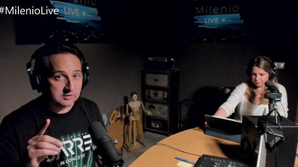 Milenio Live, íntegro en HD - La noche de los muñecos en homenaje a Chicho Ibáñez Serrador