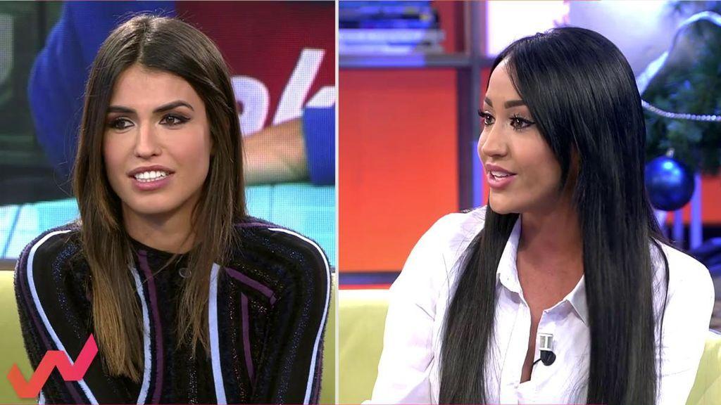 """Sofía y Aurah se pican por Suso: """"Eres una insegura, tía"""""""