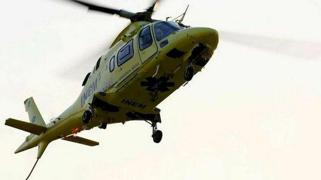 Un accidente de helicóptero deja cuatro víctimas mortales, entre ellas un médico español