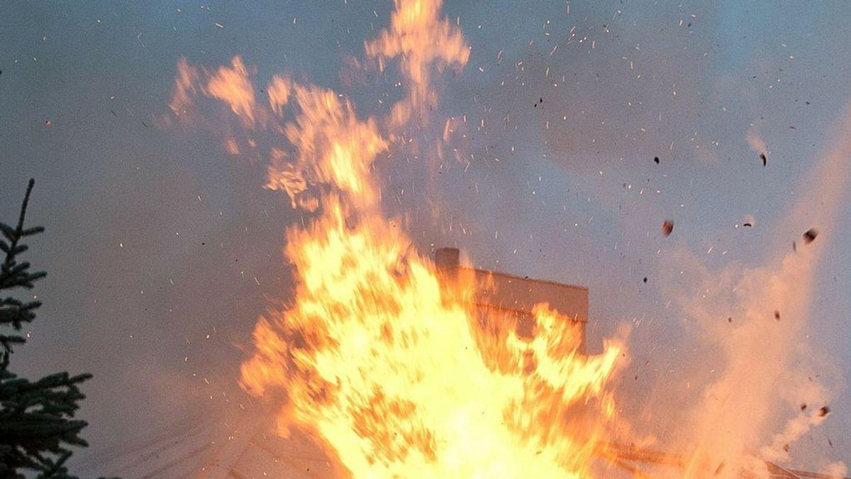 Mueren tres niños en un incendio de la localidad rusa de Kandrí