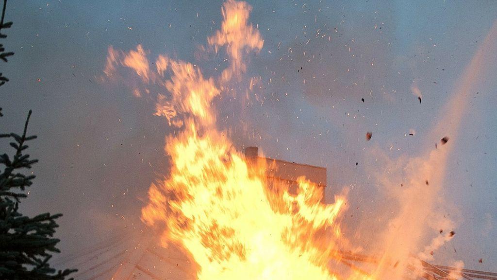 Tres niños de entre dos y cuatro años pierden la vida en un incendio