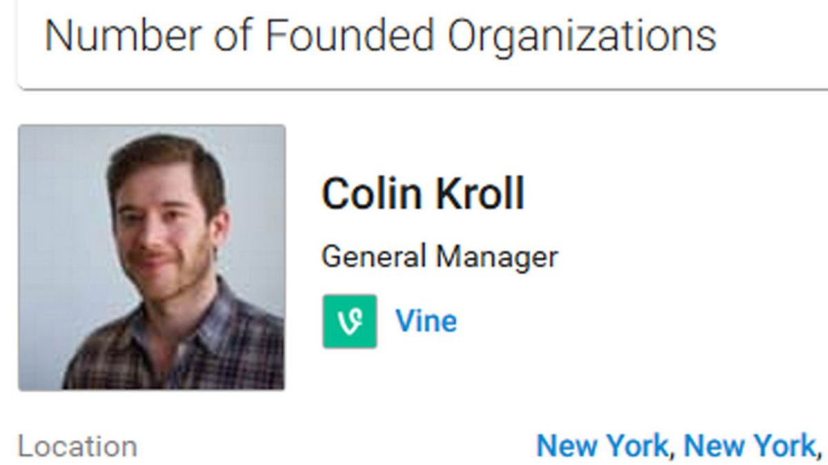 Hallan muerto en su apartamento a Colin Kroll, cofundador de Vine y presidente de la app HQ Trivia