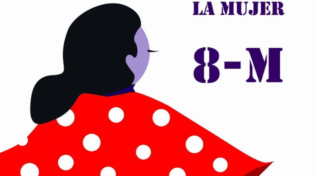 El último tuit de Laura Luelmo era precisamente en defensa de la mujer y el 8M