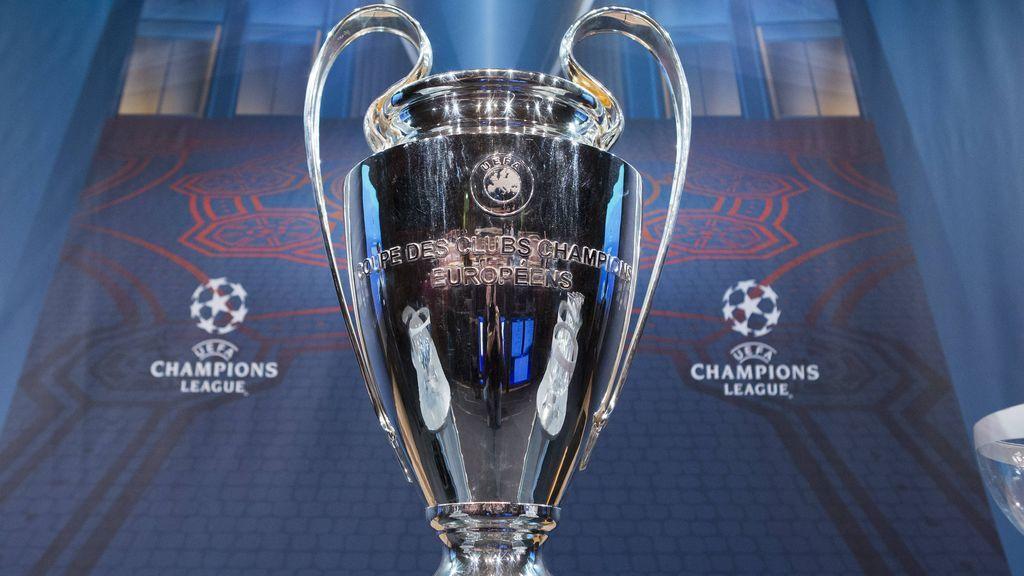 Sigue al minuto el sorteo de octavos de la Champions League