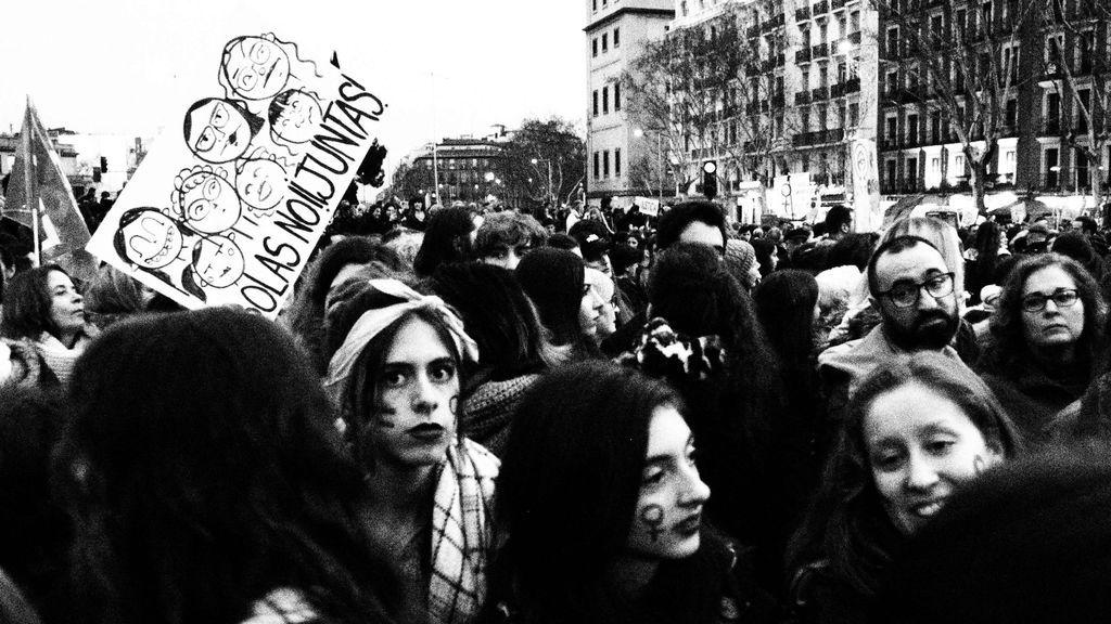 #Niunamenos: el último tuit de Laura Luelmo era una ilustración feminista hecha por ella