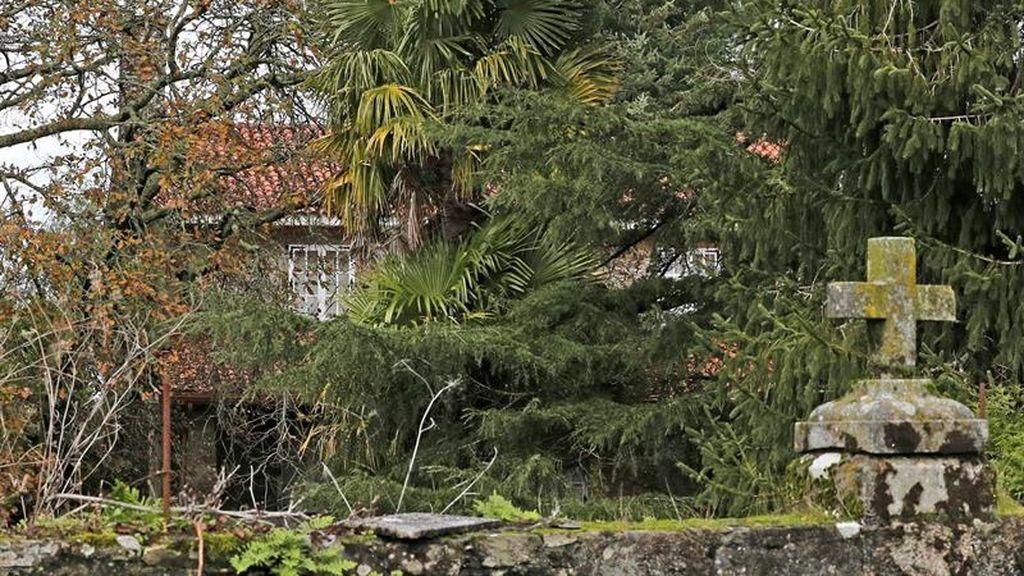 Casa donde falleció Asunta