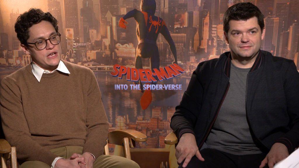 Phil Lord y Chris Miller producen 'Spider-Man: Un Nuevo Universo'