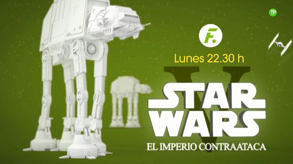 'El imperio contraataca', el lunes los Jedi aterrizan en FDF