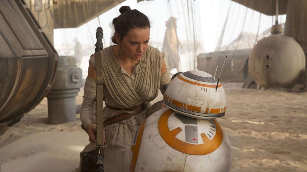 Broche de oro a un diciembre galáctico con 'Star wars: el despertar de la fuerza'