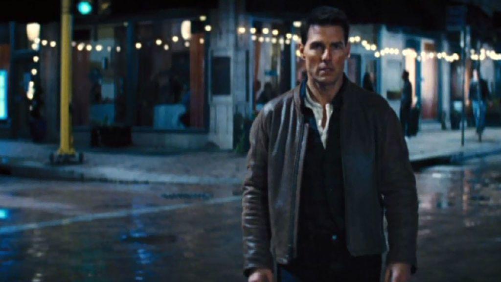 El jueves tienes una cita con Tom Cruise en FDF: 'Jack Reacher' a las 22:30 horas