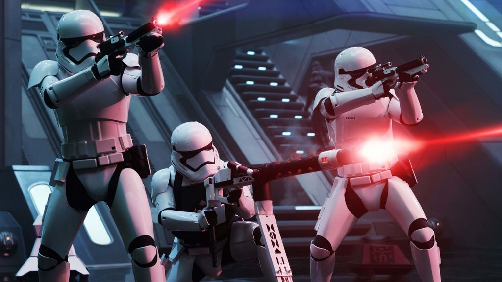 Star Wars El Despertar de la Fuerza (1)