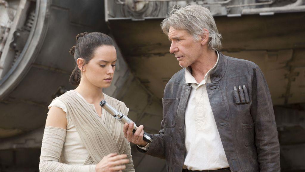 Star Wars El Despertar de la Fuerza (3)