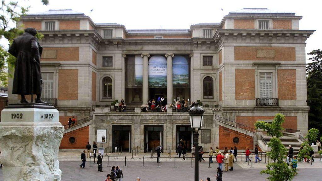 """Desalojan el Museo del Prado por un """"incidente"""" causado por un secador de manos"""