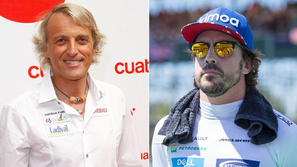 Fernando Alonso y Jesús Calleja, compañeros de equipo para el Dakar de 2020