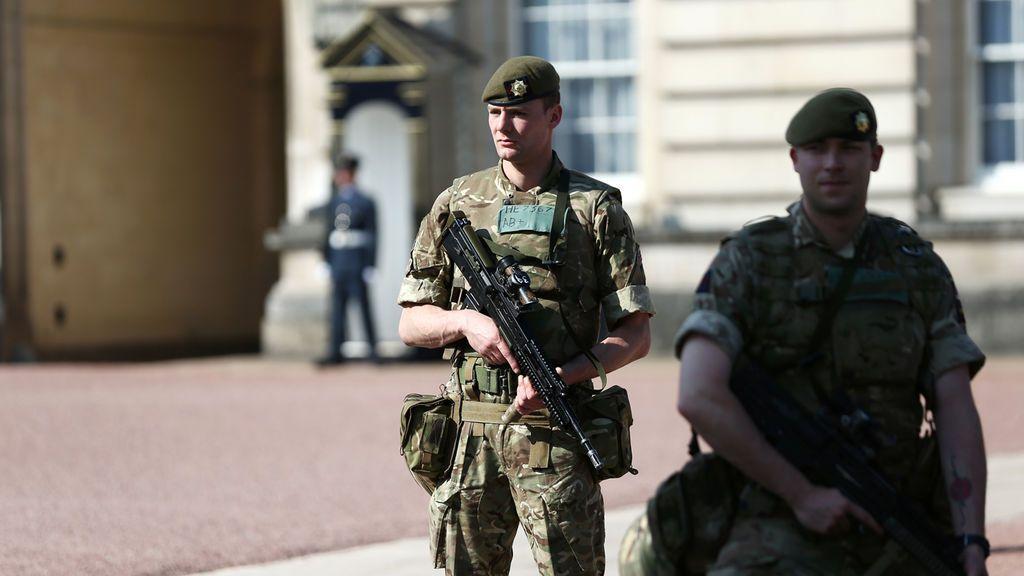 Reino Unido reserva 3.500 soldados como parte del plan de contingencia por si no hay acuerdo 'brexit'