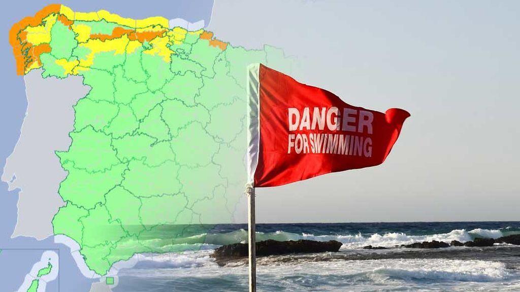 Viento huracanado de 120 km/h: hay avisos en 15 provincias por el temporal el martes