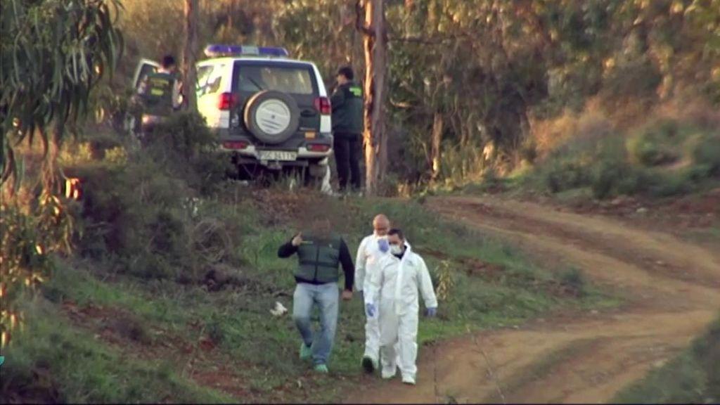 El cuerpo de Laura Luelmo fue encontrado a 200 metros de la ropa que halló un voluntario