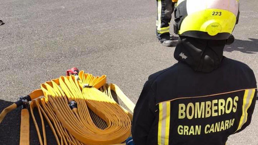 Hallan el cuerpo calcinado de una persona en una casa incendiada en Gáldar (Gran Canaria)