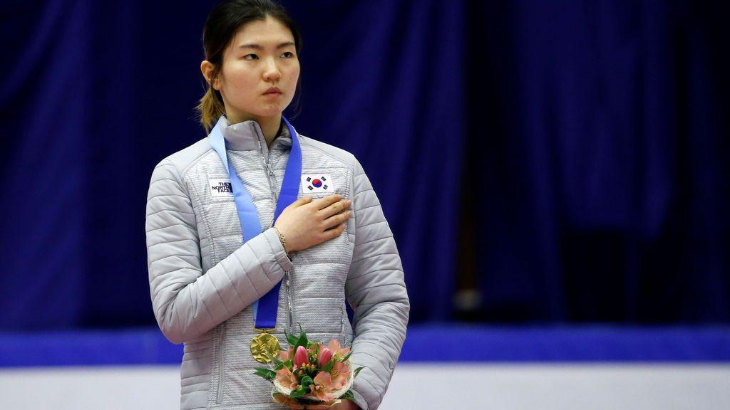 Maltratada desde niña: el durísimo relato de la campeona olímpica Shim Suk-hee sobre su entrenador